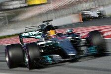 2017 mehr Vollgas mit Pirelli? Mercedes-Pilot Lewis Hamilton ist skeptisch