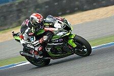 Der Bericht zum ersten Rennen der World Superbike WSBK in Aragon