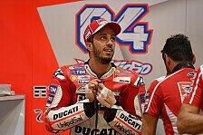 Nach Bestzeit beim Katar-Test: Ducati-Pilot Dovizioso droht den MotoGP-Gegnern