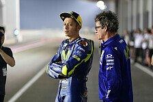 Überblick: Rossis problembehafteter Katar-Test
