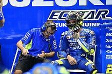 MotoGP - Video: Werksbesuch: Iannone und Rins zu Gast im Suzuki-Hauptquartier
