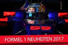 Formel 1: Die Änderungen zur Saison 2017 in der Übersicht