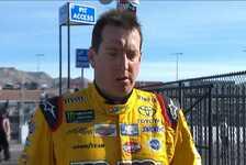 Schlägerei nach NASCAR-Rennen in Las Vegas