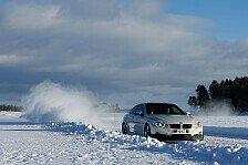 DTM - Bilder: Quer geht mehr: Ice Challenge in Schweden