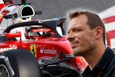 Alex Wurz: Warum Cockpit-Schutz Halo gut für die Formel 1 ist