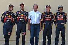 Daniil Kvyat: Ich habe einen Red Bull Fahrer geschlagen