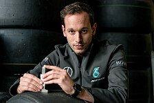 Fabien Chenin: Reifeningenieur bei Mercedes