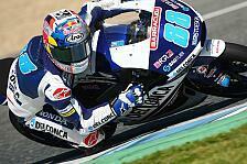 Moto3 Jerez 2018: Jorge Martin holt Pole, Öttl auf Rang zwei