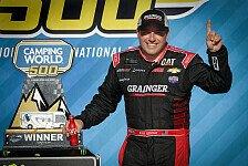 NASCAR - Bilder: Camping World 500 - 4. Lauf