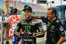 Jonas Folgers Tech-3-Boss: Werde 120% für MotoGP-Rückkehr geben