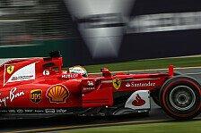 3. Training: Bestzeit in Australien! Vettel bricht Streckenrekord