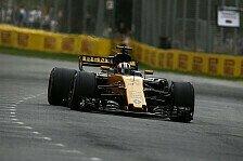 Hülkenberg: Bei Renault-Debüt in Melbourne vor seinem Ex-Team Force India