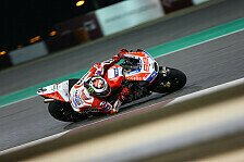 Katar GP: Ducati-Pilot Jorge Lorenzo glaubt an Start aus Reihe eins