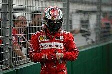 Christian Danner: Kimi Räikkönen hat es vermurkst