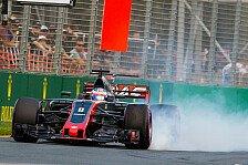 Flatter-Flügel, Wasserleck: Hat Haas die Australien-Probleme gelöst?