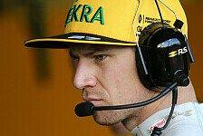 Hülkenberg verpasst im Australien-Qualifying die Top-10-Überraschung im Renault