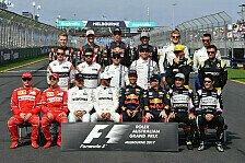 Formel 1 2018: Fahrer und Teams in der Übersicht