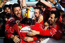 Danner: Ferrari muss nicht mehr auf Fehler hoffen