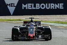 Formel 1 Australien: Haas verpasst große Chance auf viele Punkte
