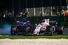 Perez: Force Indias Mercedes-Vorteil ist weg