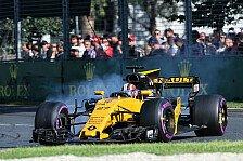 Renault-Pilot Nico Hülkenberg macht Ansage: In China purzeln die Punkte!