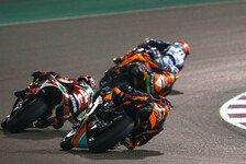 Freude bei KTM nach dem Katar-GP: Rückstand wird immer kleiner