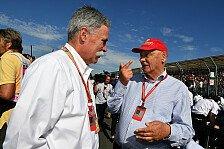 Formel-1-Ausstieg? Mercedes stichelt wie Ferrari gegen Liberty