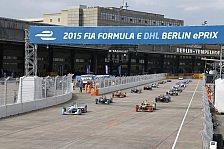 Formel E 2018: ARD überträgt Berlin-Rennen live im TV