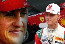 Mick spricht erstmals über seinen Papa Michael Schumacher
