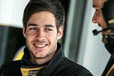 Formel V8 3.5 - Rene Binder bereit für den Saisonauftakt