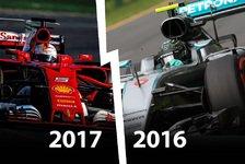 Analyse: So schnell sind die neuen Formel-1-Autos