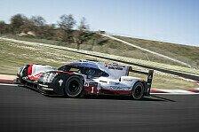 Der neue 919! Das ist Porsches Le Mans-Monster