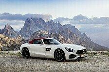 Auto - Bilder: AMG GT Roadster und AMG GT C Roadster