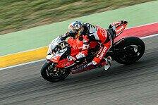 Der Bericht zum zweiten Rennen des Aragon-Lauf der WSBK World Superbikes