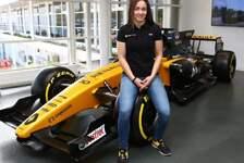 Frauenpower bei Renault: Mit Marta Garcia kommt Ersatz für Carmen Jorda
