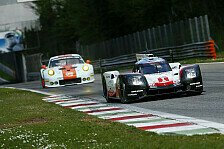 WEC - Video: Der neue Porsche 919 in Action!