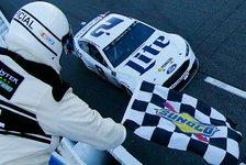 Brad Keselowski gewinnt Short-Track-Action in Martinsville vor Kyle Busch