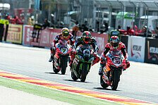 Live-Ticker zum Superbike-Rennen in den Niederlanden