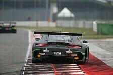 Blancpain GT Series Endurance Cup: Pech für Dominik Baumann in Monza