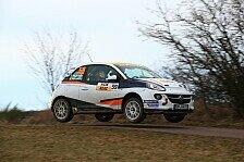 ADAC Opel Rallye Cup - Ring frei für den ADAC Opel Rallye Cup