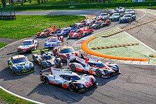 Übersicht: Fahrer und Teams in der Saison 2017 der FIA WEC