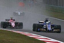 Formel 1: Sauber & Force India ziehen EU-Beschwerde zurück