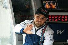 Button-Comeback - Massa lacht über McLaren: Simulator nur was für Ingenieure