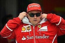 Ferraris Problem-Kimi nach Vettel-Niederlagen unbesorgt: Weiß, was zu tun ist