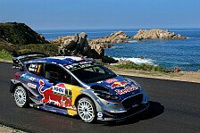 WRC - Bilder: Rallye Frankreich - Tag 1