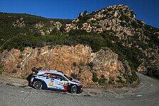 Ticker: Alle News zur Rallye Frankreich 2017