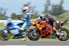KTM: Keine Test-Erfahrung in Argentinien, dennoch stärker als in Katar
