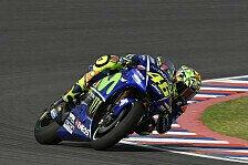 Der Live-Ticker zum MotoGP-Rennen in Argentinien
