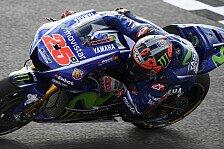 Vinales schlägt Marquez im Kampf um Warm-Up-Spitze