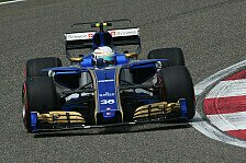Wehrlein-Ersatz Antonio Giovinazzi: Ferrari-Junior zahlt in China Lehrgeld